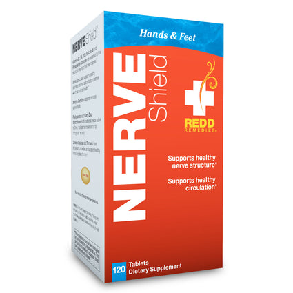 Nerve Shield By Redd Remedies - 120 Tablets