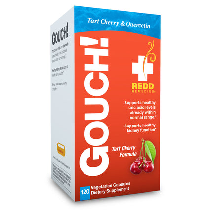 GOUCH by Redd Remedies - 120 Capsules