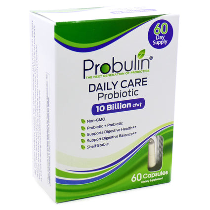 Daily Care by Probulin - 60 capsules