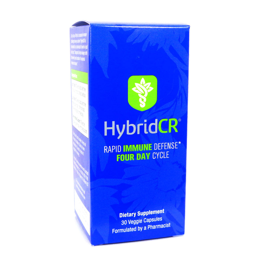 Hybrid Remedies Hybrid CR  - 30 Capsules