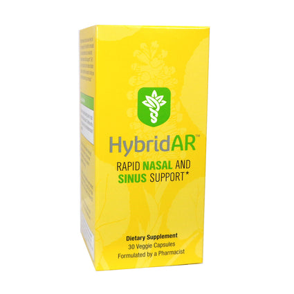 Hybrid Remedies Hybrid AR by Hybrid Remedies - 30 Capsules