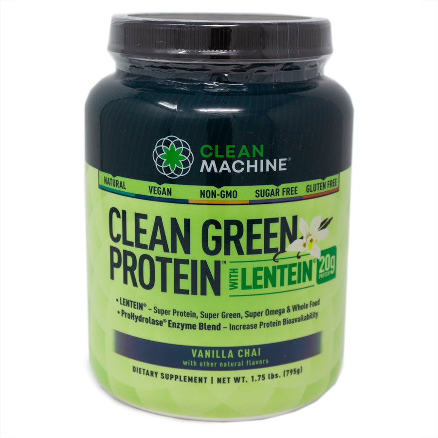 Clean Green Protein  By Clean Machine - 20 Servings