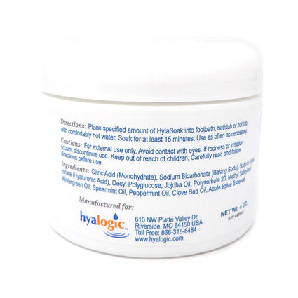 Hyalogic Joint Logic Hylasoak Moisturizing Joint Soak By Hyalogic - 4 Ounces