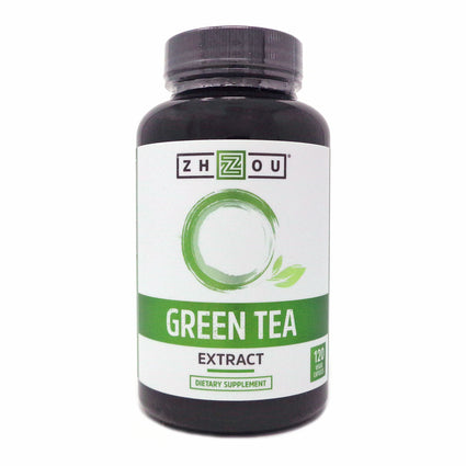 Zhou Nutrition Green Tea Extract 120 Capsules