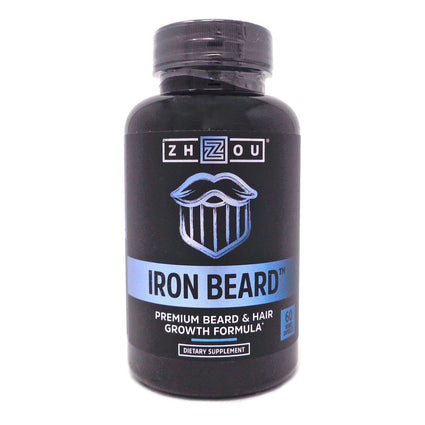 Zhou Nutrition Iron Beard 60 V Capsules