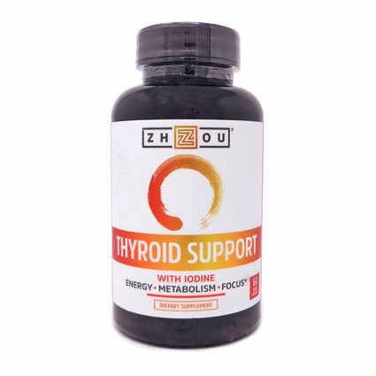 Zhou Nutrition Thyroid Support 60 Capsules