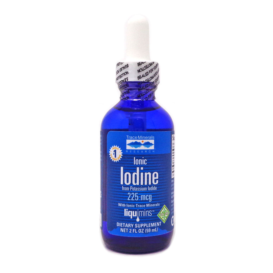Ionic Iodine - 2 Ounces by Trace Minerals Research