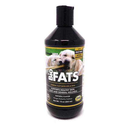 Biologic Vet  Bio Fats - 12 ounces