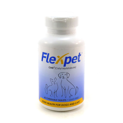 FlexPet By Flexcin - 60 Chewable Tablets