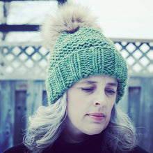 The EVERED Toque // Knit Pattern
