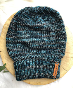 SEATTLE Luxury Slouchy Beanie