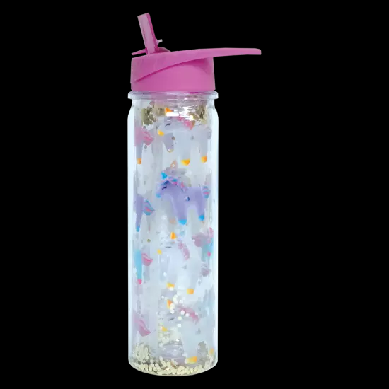 ISCREAM Unicorns and Stars Water Bottle