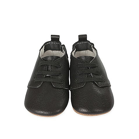 Robeez Owen Oxford Black First Kicks