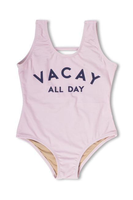 VACAY ALL DAY SCOOP SWIMSUIT