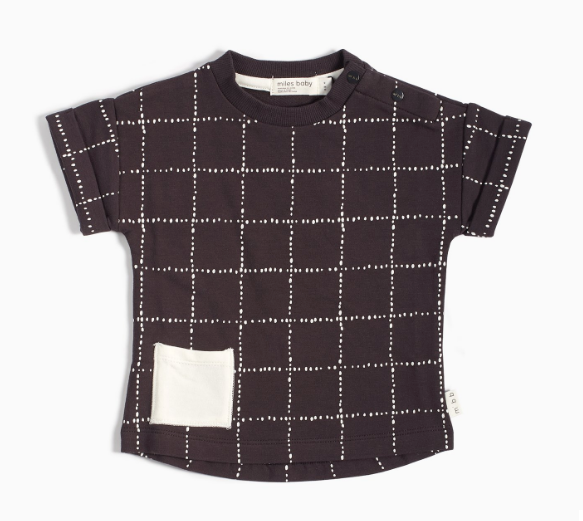 WINDOWPANE T-SHIRT