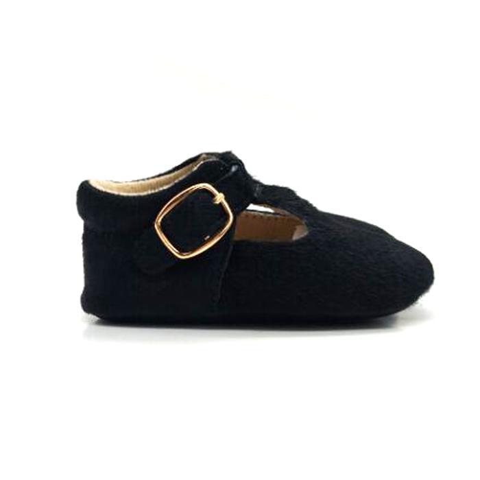 Mary Janes T-Bar Black