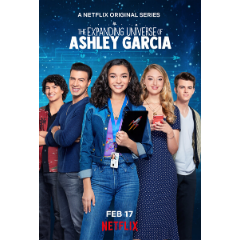 The Expanding Universe of Ashely Garcia