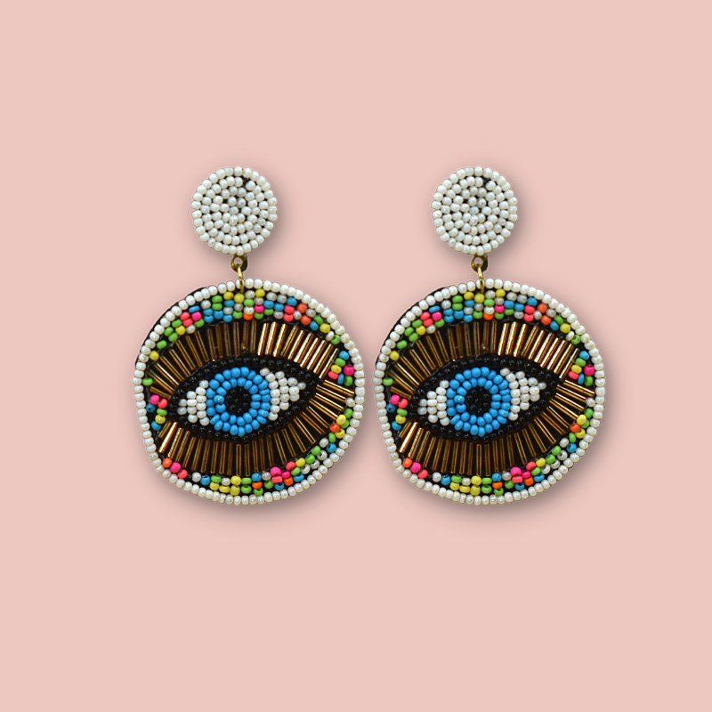 The Evil Eye Earring Collection