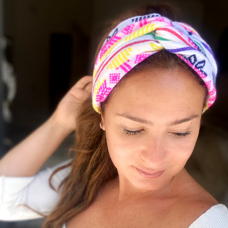 Malinalli Art You Can Wear Handmade Turbans