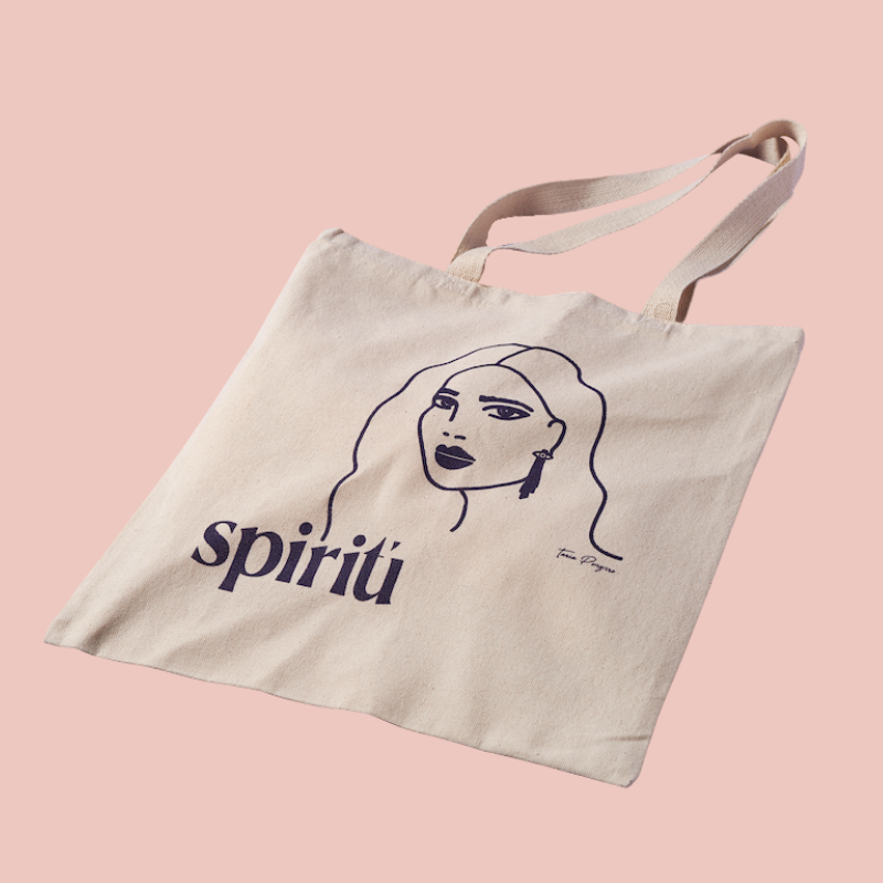 Limited Edition Spiritú Tote