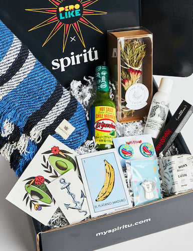 Pero Like x Spiritú Limited Edition Holiday Box