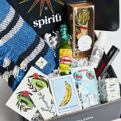 Pero Like x Spiritú Limited Edition Box
