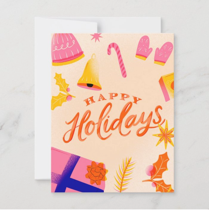 Holiday Card 10-Pack