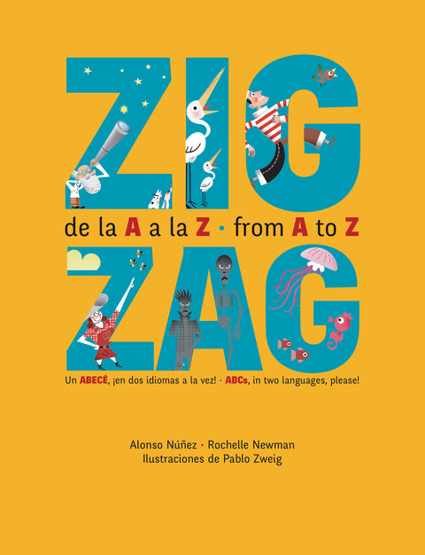ZigZag: De la A a la Z – From A to Z
