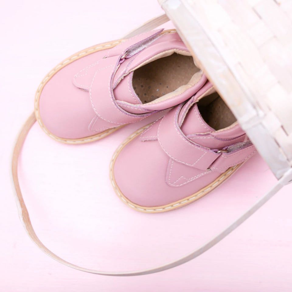 """Sweet Booties"" LIGHT PINK"