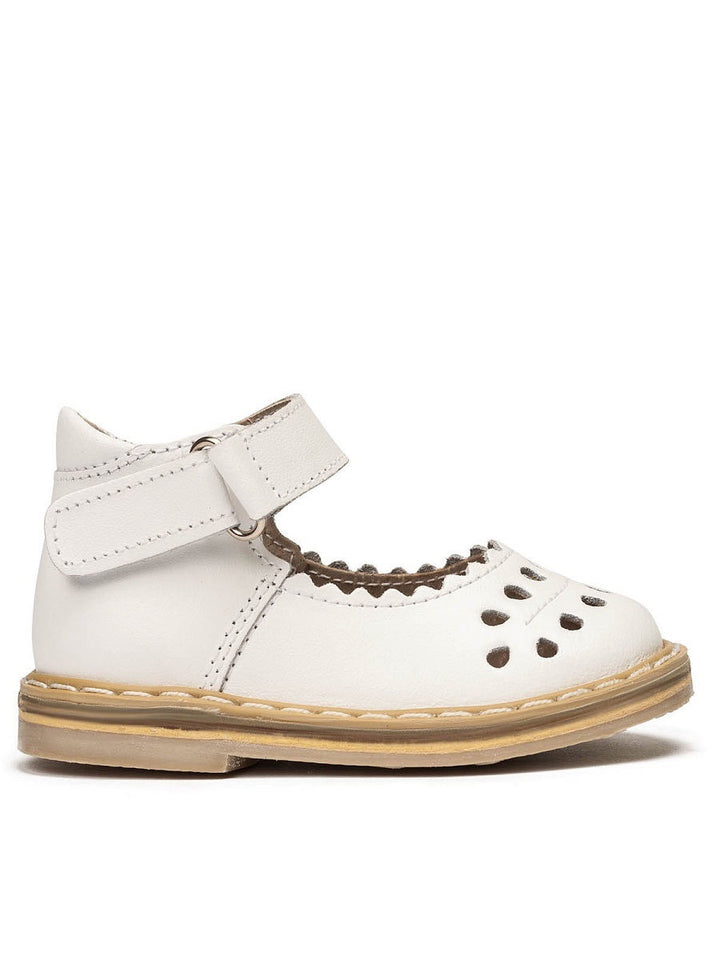Twig Mary Janes White