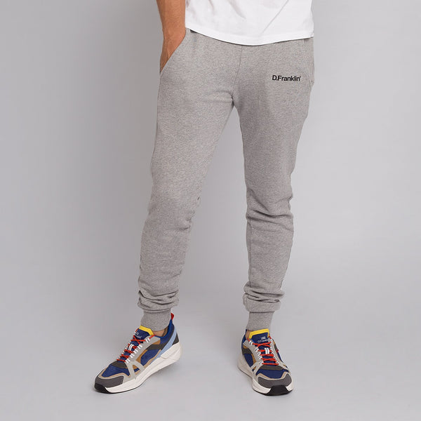 Jogger D.Franklin Basic Grey