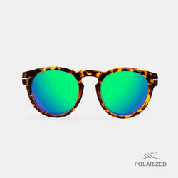 Rem Carey / Green Polarized