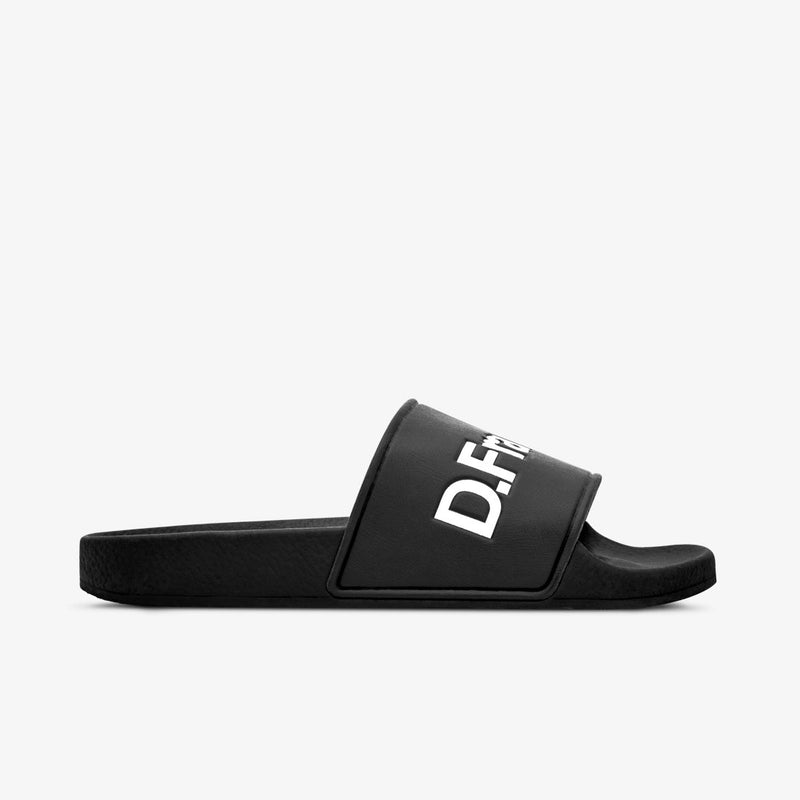 Dcolor Slides Black
