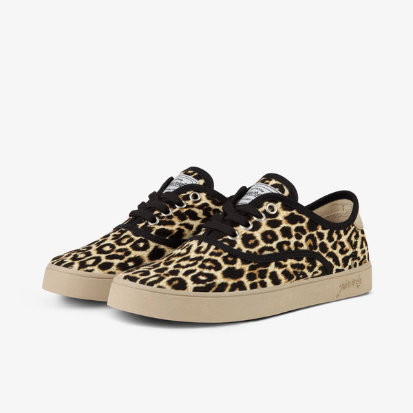 Mercredy Atlantic R-Canvas leopard / Peanut