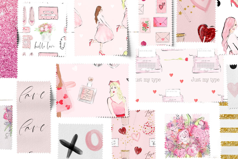 SUPER VALUE BUNDLE: Love letters