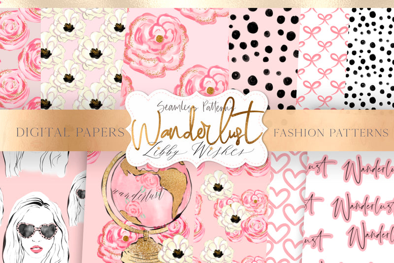 SUPER VALUE BUNDLE: Wanderlust