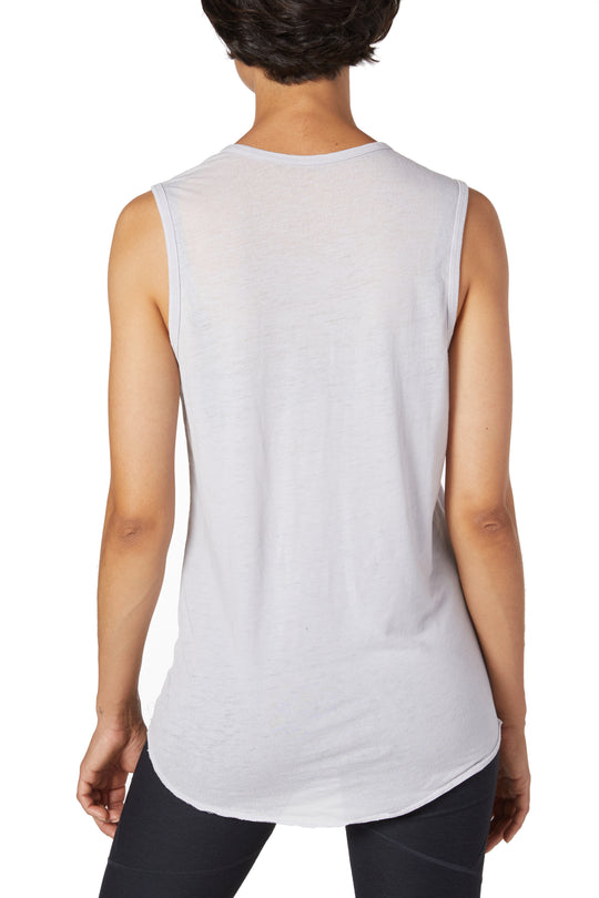 Women's Melrose Stone Wash Tank