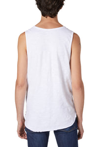 Men's Slauson Tank White