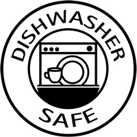 Dishwasher safe Logo nippii