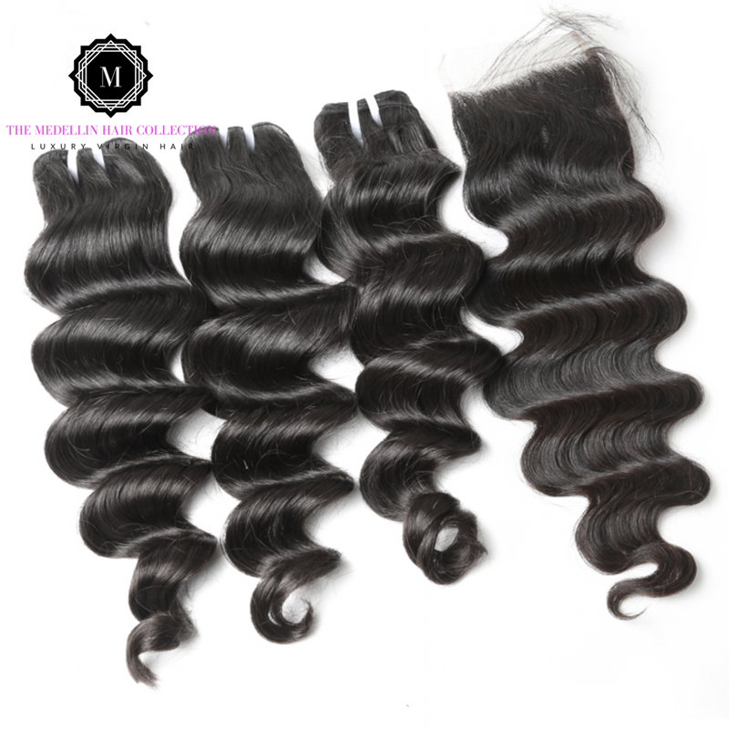 Loose Deep Wave Hair Bundle
