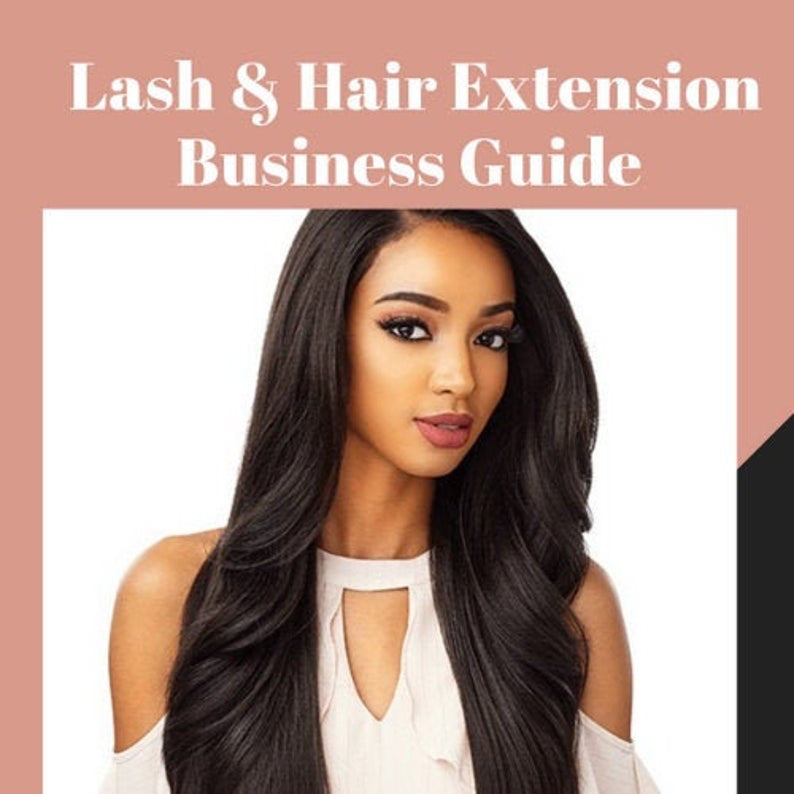 Hair & Eyelash Business Start Up Guide
