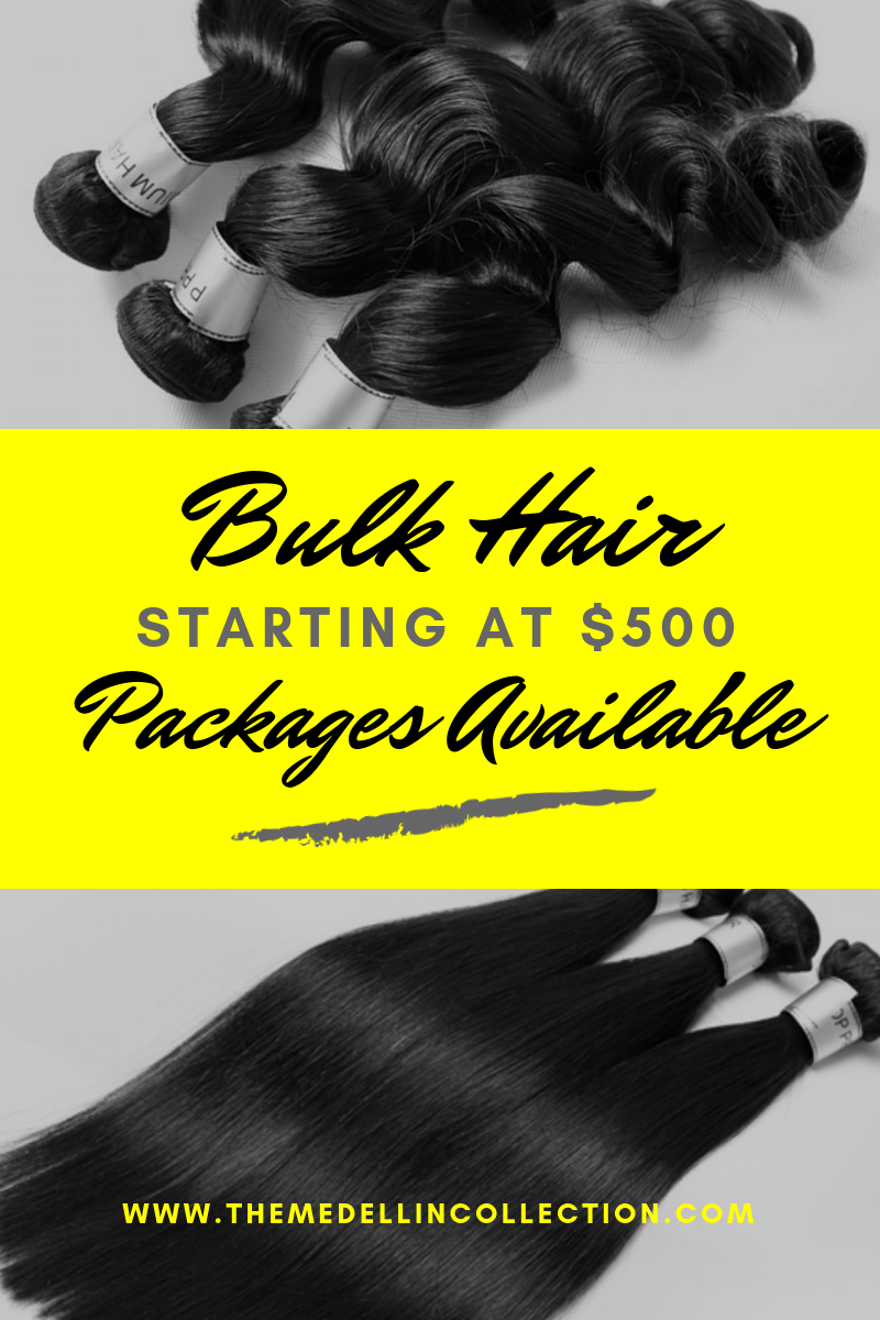 Bulk Hair Packages (Wholesale)
