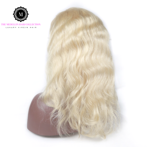 """Blondie Locks"" Lace Frontal Wig"
