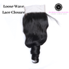 9A Lace Closures 4x4 (Free Part)