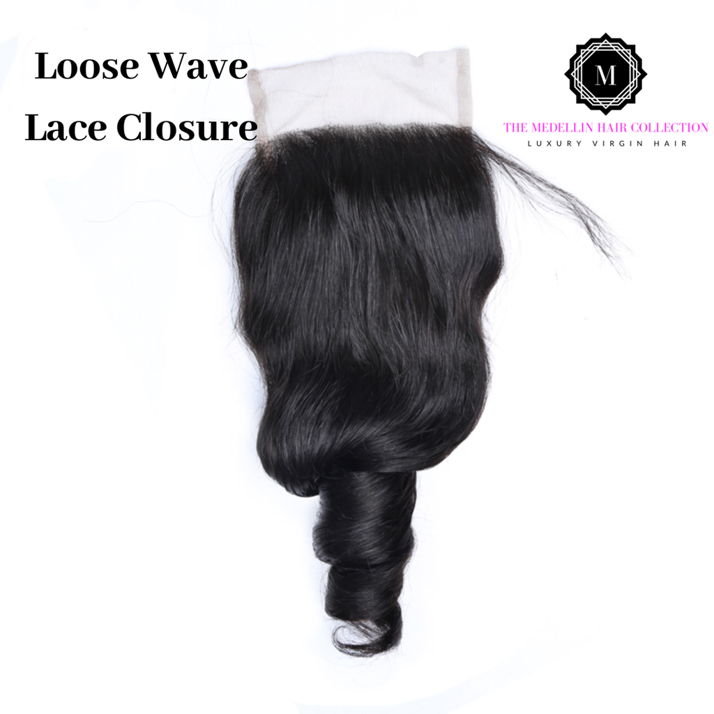 Lace Closures 4x4 (Free Part)