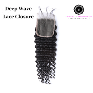 9A Lace Closures 5x5 (Free Part)