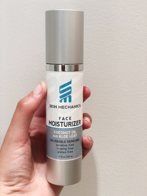 Ultra Charged Face Moisturizer