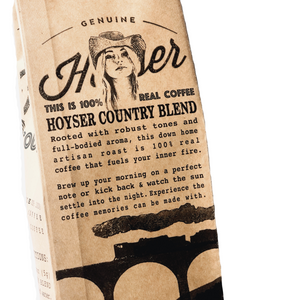 Hoyser Country Blend (Ground Coffee)