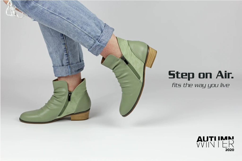 FEATURED STYLE - CRAVEN ANKLE BOOT BY STEP ON AIR