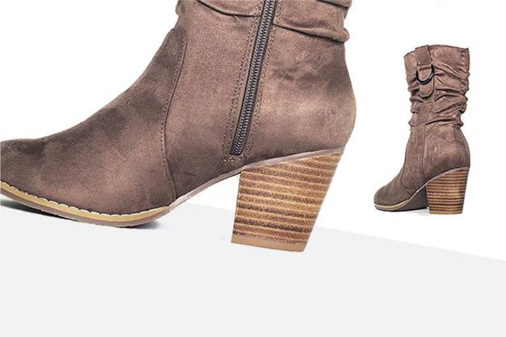 3 Ways to Wear Tan Boots - This Season's Must Have!